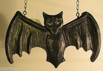 """""""BLACK BAT"""" Replacement Sign - Resin Sign for Country Arrow Holders"""