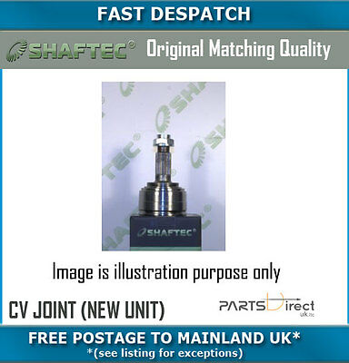 Cv1732N 1453 Outer Cv Joint (New Unit) For Vauxhall Astra 1.4 08/10-
