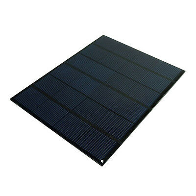 1.5/1.8/2/6/9/12V DIY Solar Panel Module System Toy Battery Cell Phone Charger