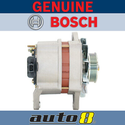 Genuine Bosch Alternator to suit Holden VL Commodore 6 Cyl RB30E RB30ET Turbo