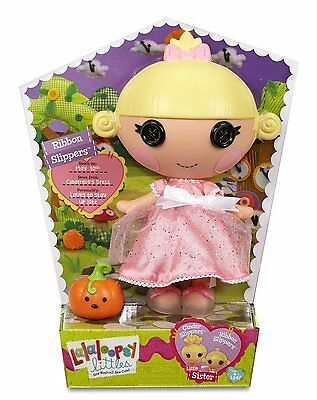 Lalaloopsy Littles Doll Ribbon Slippers 530367 -  Brand New -  Fast Postage