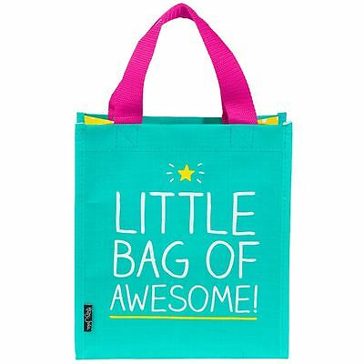 Happy Jackson 'Little Bag of Awesome' Lunch Snack Sandwich Box Tote