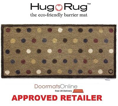 Hug Rug 150x65 (SPOT 10) Dirt Trapper Door Mat / Runner Machine Washable