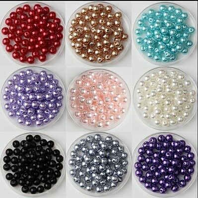 100 Perle imitation Brillant 3mm Couleur au choix Creation Bijox, Collier ...