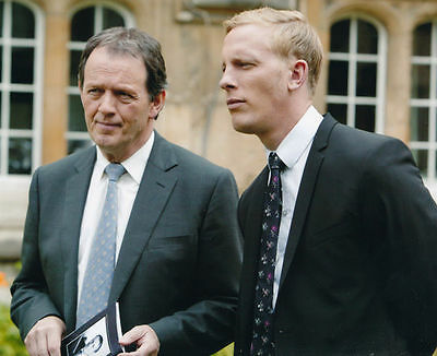 Kevin Whately & Laurence Fox Unsigned Photo - 528 - Lewis