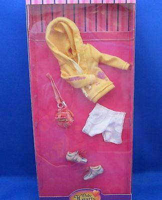 Only Hearts Club~Ready to Wear~Yellow Hoodie~White Shorts~2005