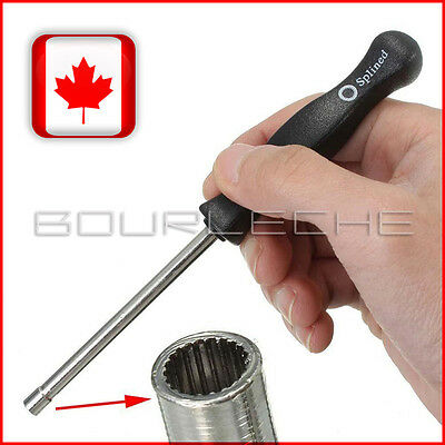 Splined Screwdriver Adjustment Tool For ZAMA Carburetor FOR Chainsaw Trimmer