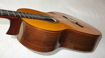 Conde Hermanos Vintage 1967 Classical Guitar Madrid [Spruce Top] w/Case!!!