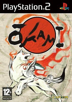 Okami PS2 | PlayStation 2  - Brand New