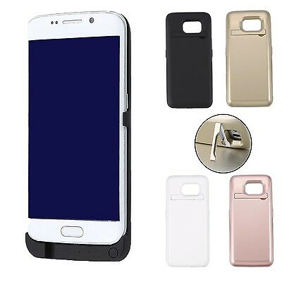 For Samsung S7 4 Color Portable Battery Pack Case Cover External Power Bank J5