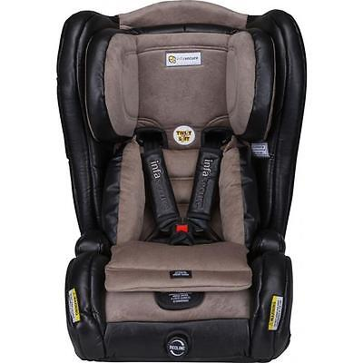 Infa Secure Evolve Vogue Forward Facing Car Seat - Onyx