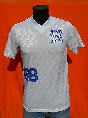 LUNENBURG LIGHTNING Maillot Jersey Maglia Camiseta Porté Worn High Five Soccer