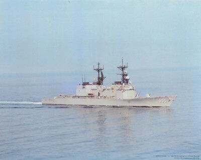 Small Poster : Uss Scott - Destroyer  - Free Shipping !  #29-612  Rc11 E