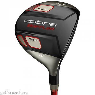 NEW MENS RH COBRA BAFFLER TRAIL+ FAIRWAY WOOD #5 (18deg) STIFF FLEX (MID KICK)