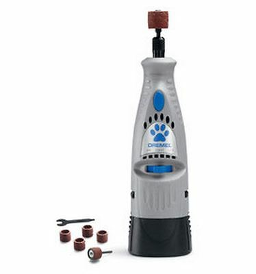Dremel 7300-PT 4.8V Pet Nail Grooming Tool Trimmer Painless Safely Trim Dogs New