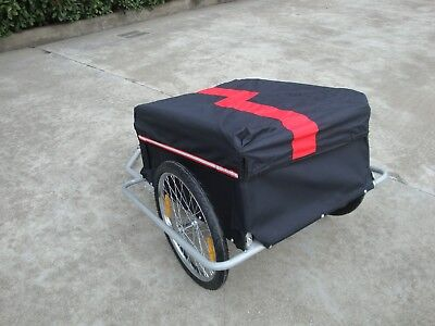 New Foldable Cargo / Dog / Cat/ Pet Bicycle Bike Trailer Pet Trailer