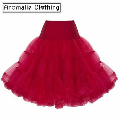 Lindy Bop Red Children's Petticoat