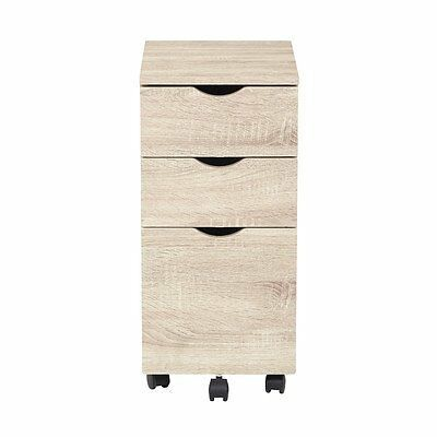 Lois File Cabinet in Light Driftwood Finish LOI60-LDW NEW