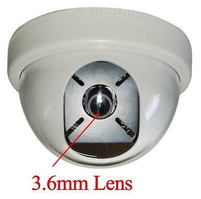 """38 Sunvision 960TVL Indoor 1//3/"""" Sony HD Dome Camera 3.6mm Lens 48 IR LEDs"""