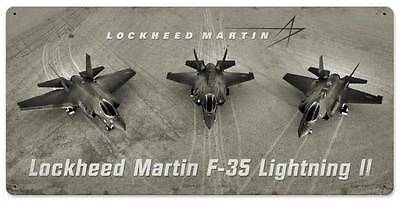 Lockheed P-38 Lightning Military Aircraft Metal Sign Man Cave Garage Shop LM002
