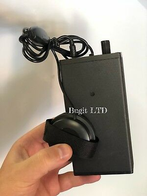 Portable Professional Telephone and Cell Phone Voice Changer SPY COVERT HIDE