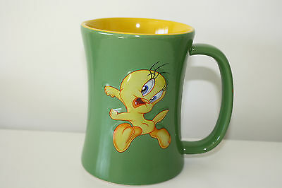 Large 3D Vintage TWEETY BIRD MUG Tindex