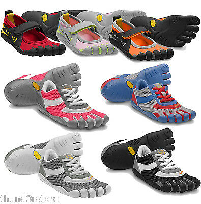 Vibram Fivefingers Kids Youth Sprint/Speed Shoes Boys/Girls NEW 29-36
