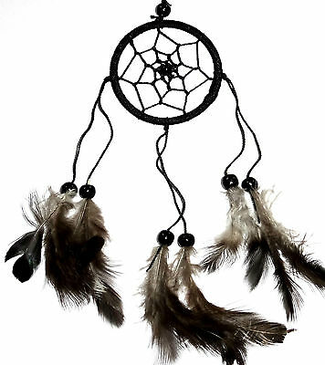 CAPTEUR/ATTRAPEUR DE REVE/DREAM CATCHER COUNTRY noir dreamcatcher Black