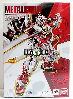 In STOCK Bandai Metal Build Gundam Seed Astray Red Frame Action Figure