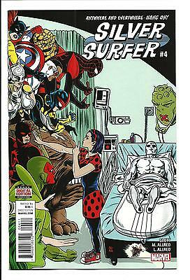 Silver Surfer # 4 (July 2016), Nm/m New