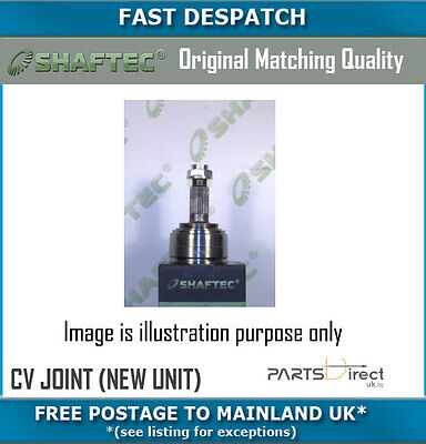 Cv342N 5840 Outer Cv Joint (New Unit) For Renault Laguna 1.8 04/95-05/98