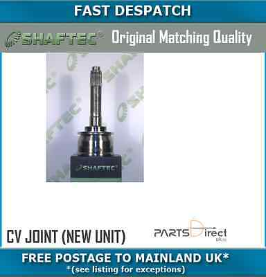 Jcv743N 230 Outer Cv Joint (New Unit) For Isuzu Trooper 3.5 05/98-07/04