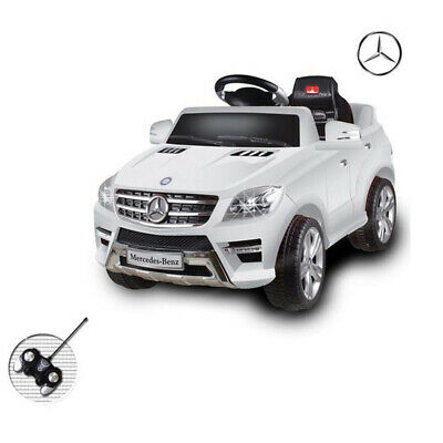 Mercedes Benz Licensed Kids Electric Ride On Car With Remote Controller ML350-Wh