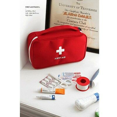 10.4inch Emergency Medical Empty Bag First Aid Pack Survival Outdoor Rescue Kit