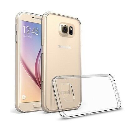 Ultra Thin Clear Transparent Silicone Soft Gel Case Cover For Samsung Galaxy S7