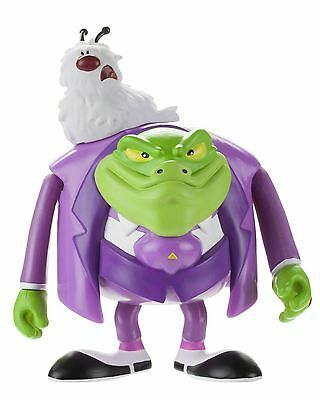 Danger Mouse 11163 3-Inch Baron Greenback Figure with Accessory