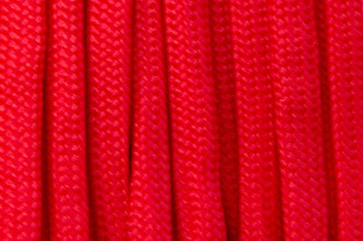 30 Meter Paracord 550 Type III 4mm Rot