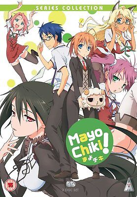 Mayo Chiki Complete Series Collection DVD New & Sealed ANIME Region 2 MVM
