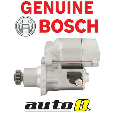 Genuine Bosch Starter Motor fits Toyota Camry 2.2L 5S-FE 1993 to 2002