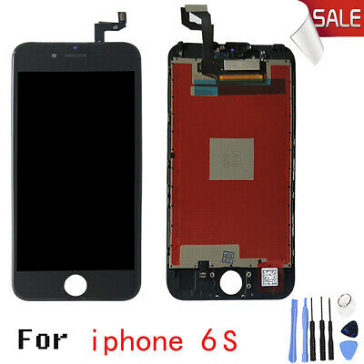"New For Black iPhone 6S 4.7"" LCD Replacement Screen Touch Digitizer Assembly"
