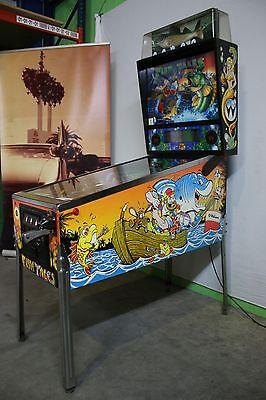 Fish Tales Flipper Pinball von Williams F0359