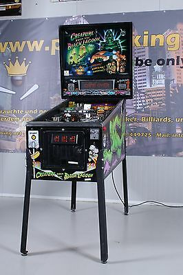 Creature From the Black Lagoon in 3D Flipper Pinball von Bally F0753
