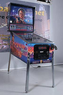 Dirty Harry Flipper Pinball von Williams F0744