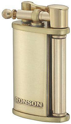RONSON STYLISH DESIGN Cigarette GAS LIGHTER R23-0010