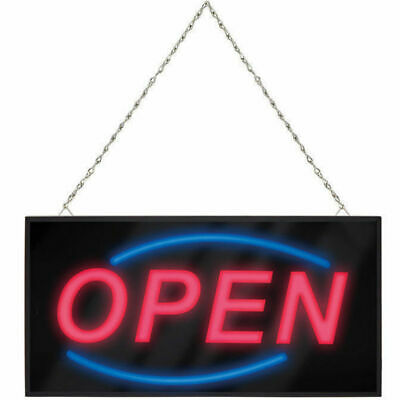 40Cm Led Open Sign/Electric Board/Light/Hanging For Wall/Glass Window/Shop/Cafe