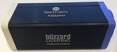 Blizzard Lighting Powercon-Coupler Powercon (compatible) cable coupler