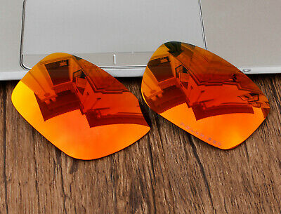 6ead81f973 ACOMPATIBLE Polarized Replacement Lenses for-Oakley Mainlink OO9264 Fire Red