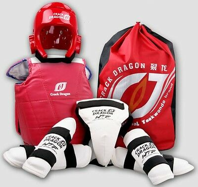 Children Adults Thickening Taekwondo sparring equipment Protective Gear sets