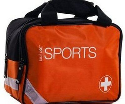 Empty Orange First Aid Kit Sports Holdall Bag - Medium - Trainer Bag And Sports