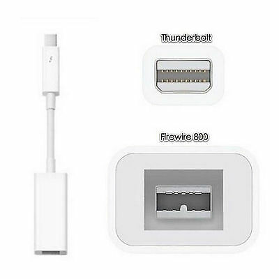Apple MD464ZM/A - Thunderbolt to FireWire 800 Adapter